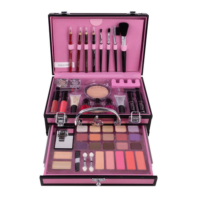 Coffret maquillage mallette