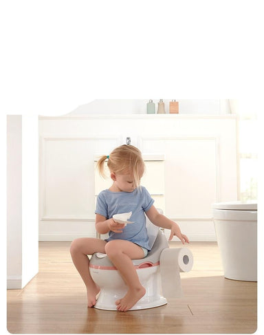 Pot toilette enfant