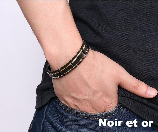 bracelet therapeutique homme