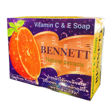 Savon orange BENNETT vitamine C et E