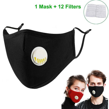 Masque anti virus lavable