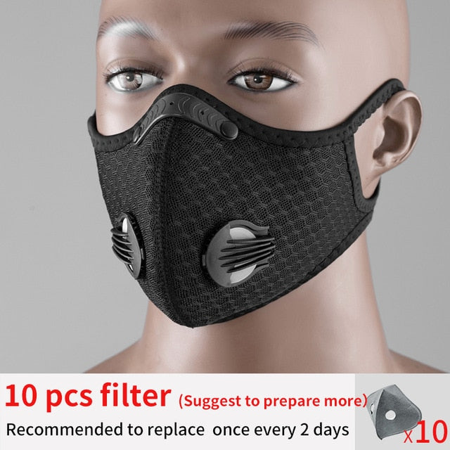 Masque de protection KN95 réutilisable