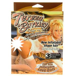 Tereza Barkley Doll - Sex Monster Sex Shop Online UK
