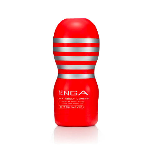 Tenga Deep Throat Cup Masturbator - Sex Monster Sex Shop Online UK