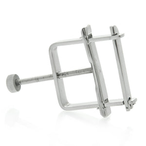 Stainless Steel Nipple Vice - Sex Monster Sex Shop Online UK