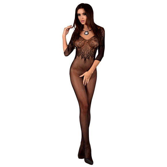 Corsetti Josslyn Crotchless Body Stocking UK Size 8 to 12 - Sex Monster Sex Shop Online UK