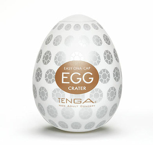 Tenga Crater Egg Masturbator - Sex Monster Sex Shop Online UK