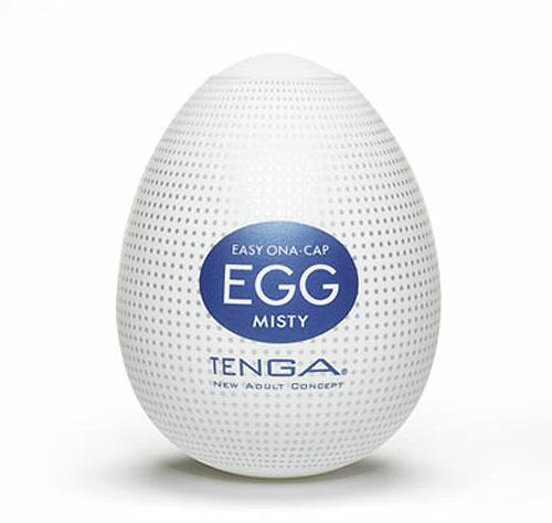 Tenga Misty Egg Masturbator - Sex Monster Sex Shop Online UK