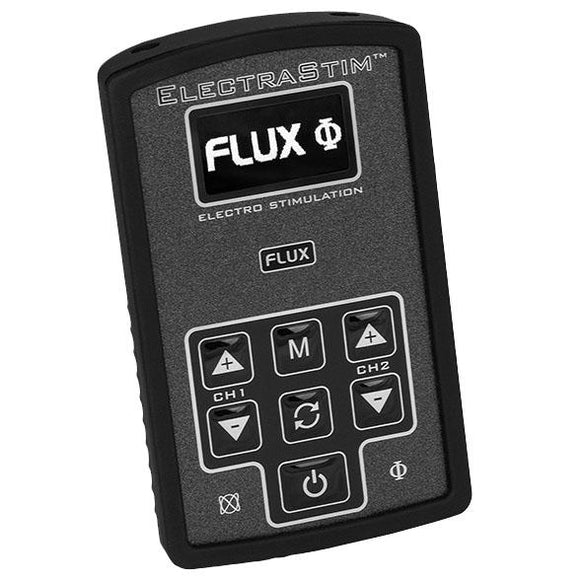 ElectraStim Flux Electro Stimulator - Sex Monster Sex Shop Online UK