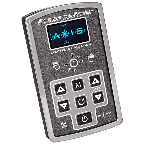 ElectraStim Axis Electro Stimulator - Sex Monster Sex Shop Online UK