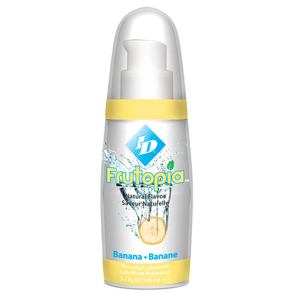 ID Frutopia Personal Lubricant Banana - Sex Monster Sex Shop Online UK