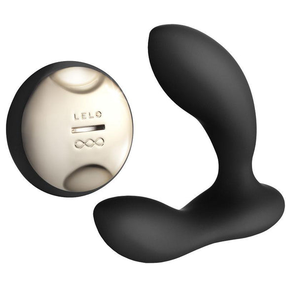 Lelo Hugo Luxury Prostate Massager Black - Sex Monster Sex Shop Online UK