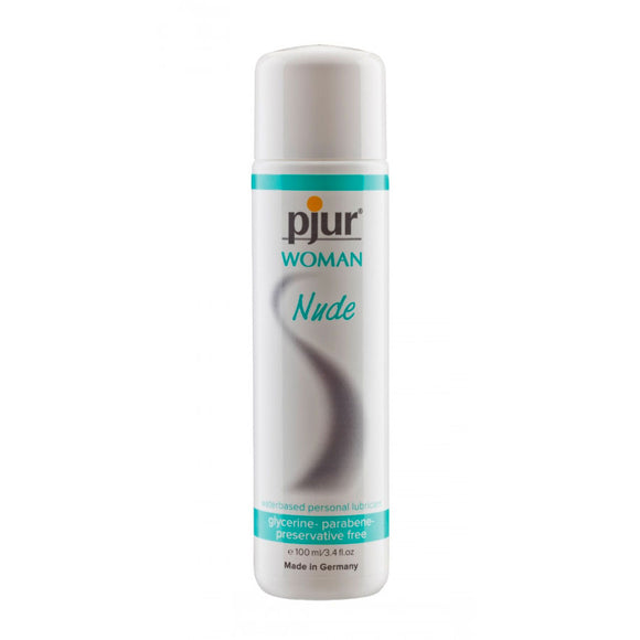 Pjur Woman Nude Water Based Personal Lubricant 100ml - Sex Monster Sex Shop Online UK