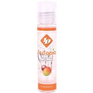 ID Frutopia Personal Lubricant Mango 1 oz - Sex Monster Sex Shop Online UK