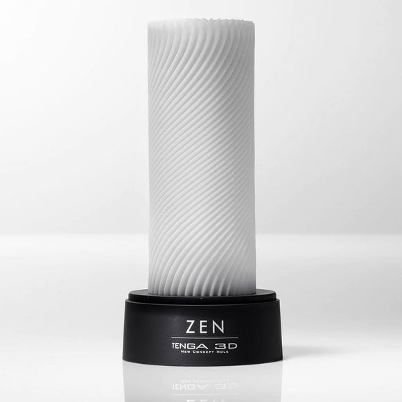 Tenga 3D Zen Masturbator - Sex Monster Sex Shop Online UK