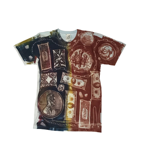 Photochromic Printed Tee