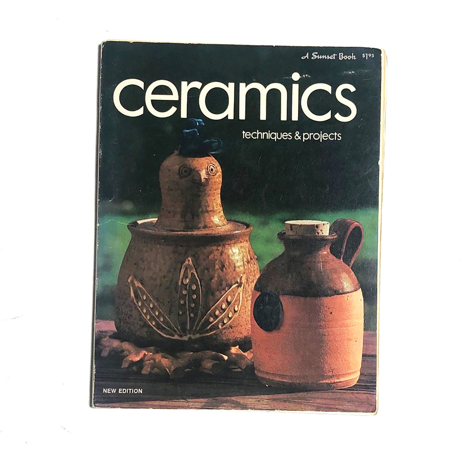 Ceramics: Techniques & Projects