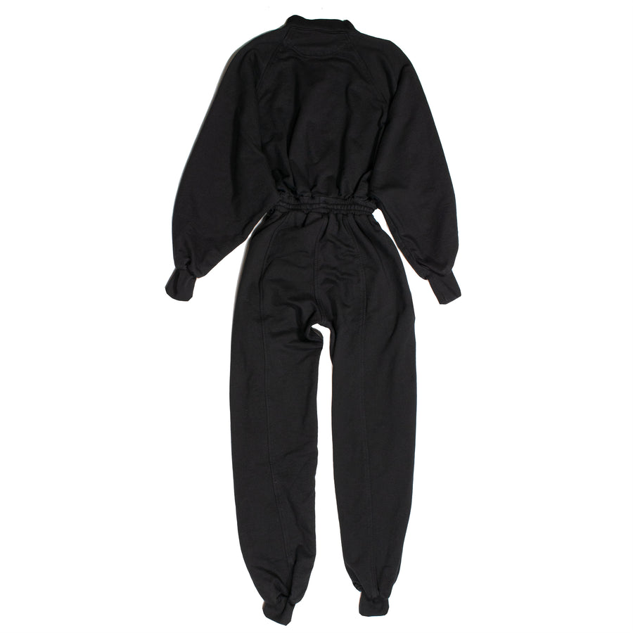 Roma Jumpsuit  •  Black