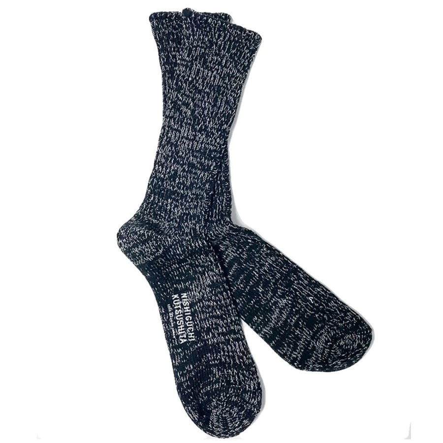 Japanese Hemp Cotton Slouchy Socks