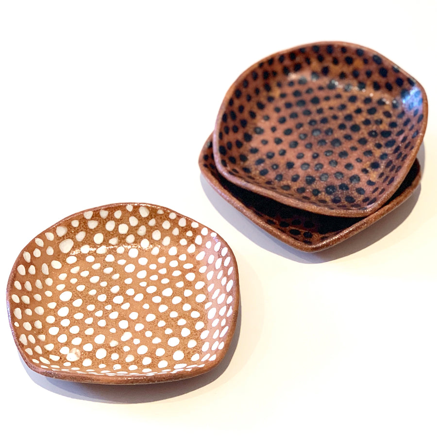 Small Earthenware Dishes  • Stevie Remsberg