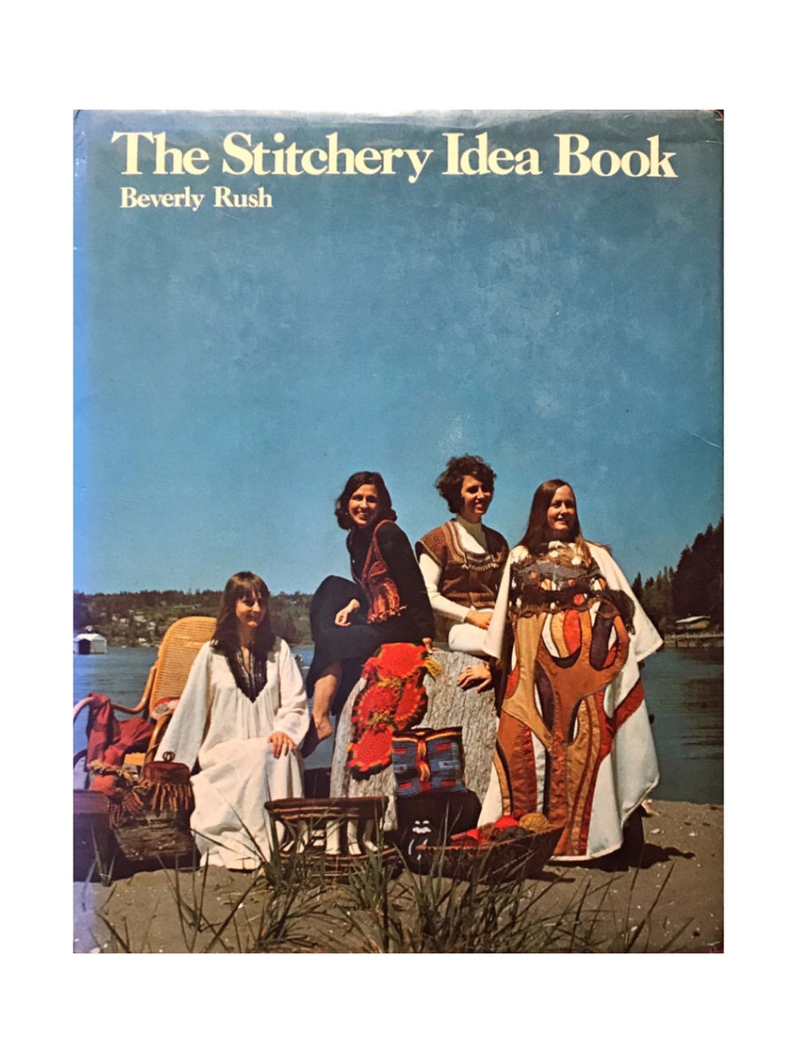 The Stitchery Idea Book
