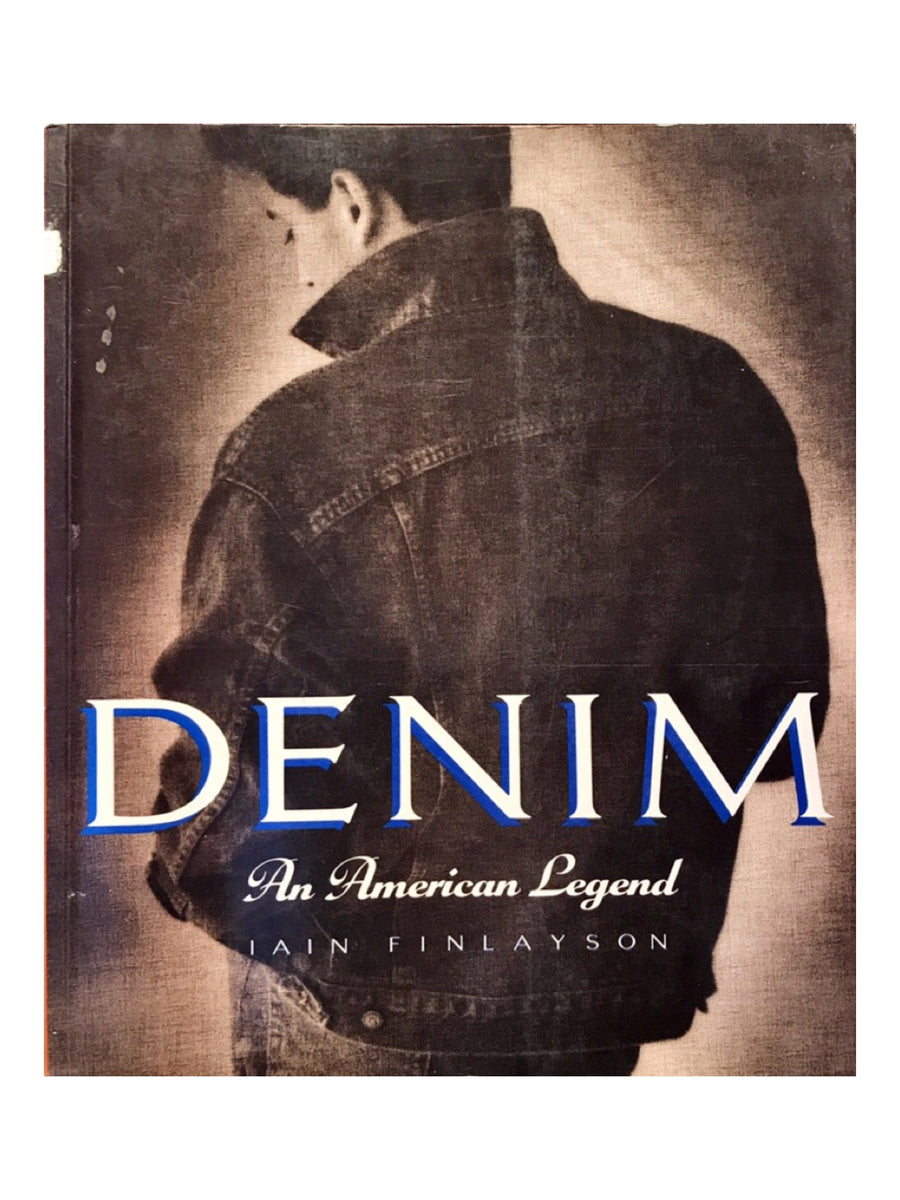 Denim: An American Legend