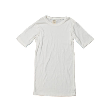 Organic Cotton & Hemp Disco T •  Undyed
