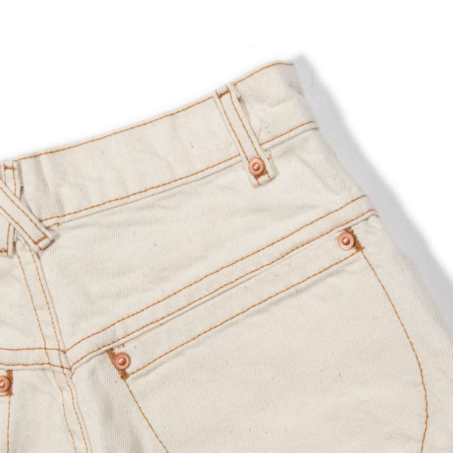 100% Cotton Natural Denim