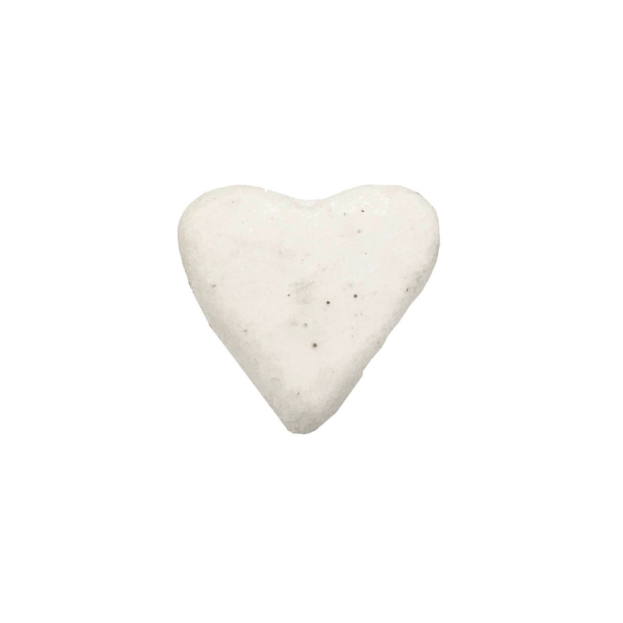 Ceramic Heart Pin