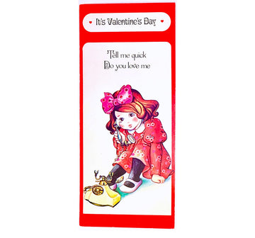 Bawdy Valentines Note Cards