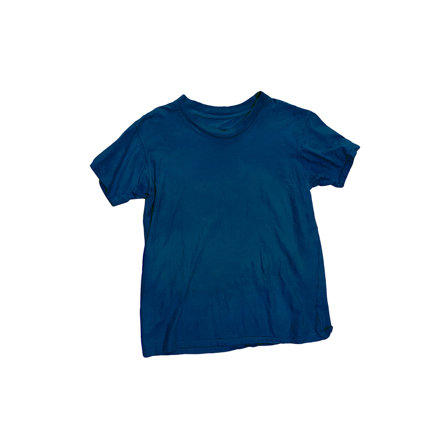 Organic Cotton & Hemp T-Shirt  •  Deep Indigo