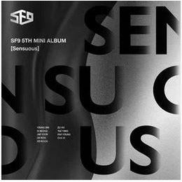 SF9 | 에스에프나인 | 5th Mini Album : SENSUOUS