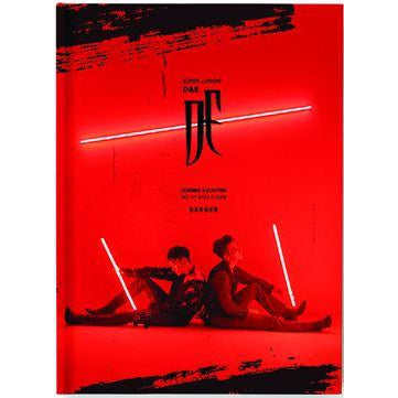 SUPERJUNIOR D & E | 슈퍼주니어 | 3rd Mini Album : DANGER [ RED ver ]