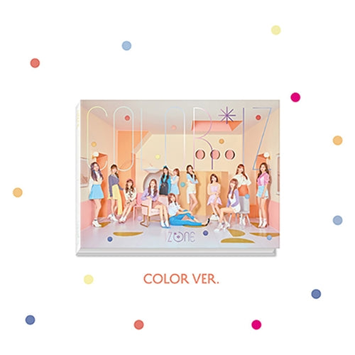IZ*ONE | 아이즈원 | 1st Mini : COLOR*IZ