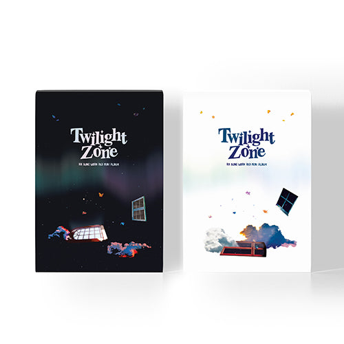 HA SUNGWOON | 하성운 | 3rd Mini Album : TWILIGHT ZONE [ Random ver ]