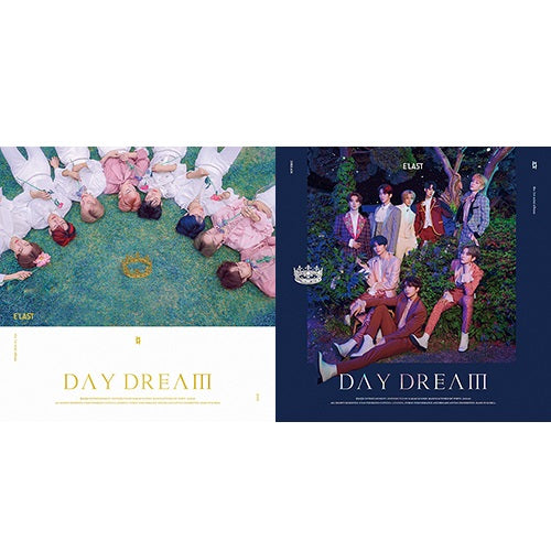 E'LAST | 엘라스트 | 1st Mini Album : DAY DREAM