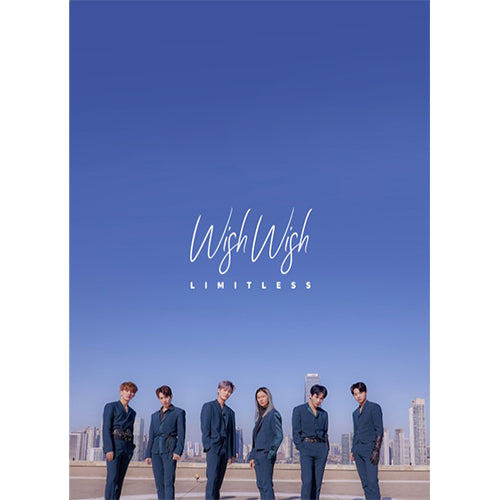 LIMITLESS | 리미트리스 | 1st Mini : WISH WISH