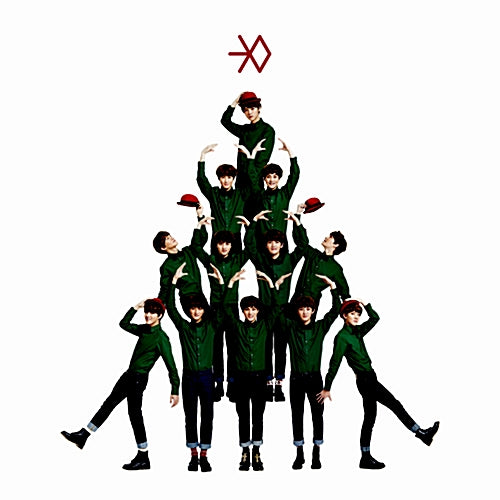 EXO | 엑소 | Winter Special : MIRACLES IN DECEMBER [KOR Ver.]