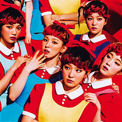 RED VELVET | 레드벨벳 | 1st Album : THE RED - KPOP MUSIC TOWN (4429015777358)
