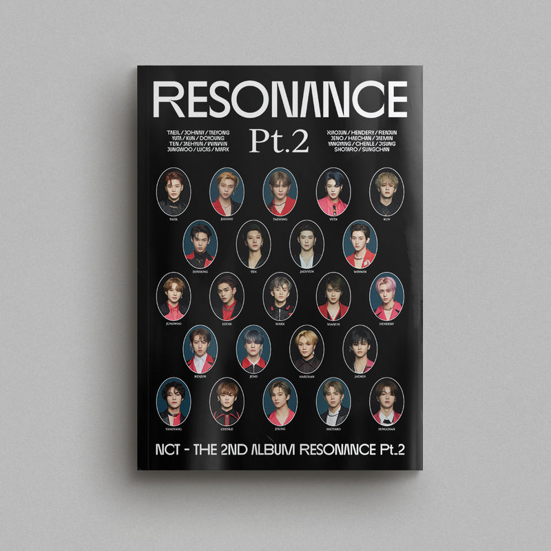 NCT 2020  | 엔시티 2020 | 2nd Album [NCT 2020 : RESONANCE Pt. 2] (Arrival ver)