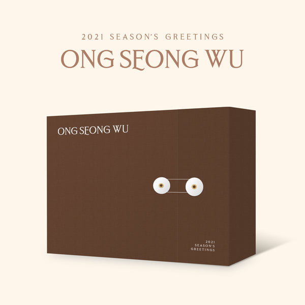 ONG SEONG WU | 옹성우 | 2021 SEASON'S GREETINGS