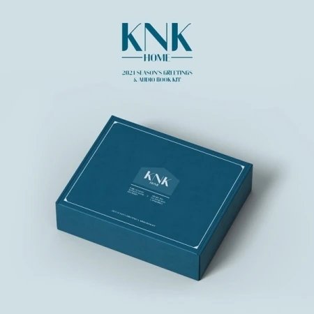KNK | 크나큰 | 2021 SEASON'S GREETINGS