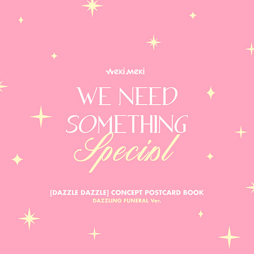 WEKIMIKI | 위키미키 | Digital Single : DAZZLE DAZZLE Official Merchandise - [Concept Photocard Book] (4562845335630)