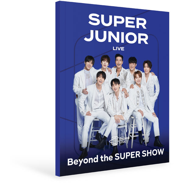 SUPER JUNIOR | 슈퍼주니어 | Beyond LIVE BROCHURE [Beyond the Super Show]