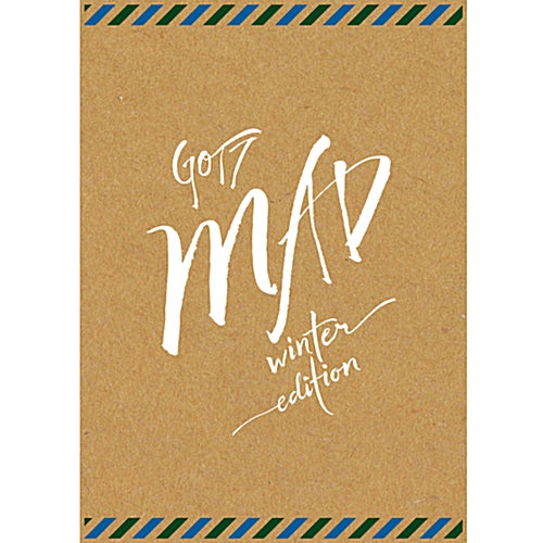 GOT 7 | 갓세븐 | 4th Album Repackage : MAD WINTER EDITION
