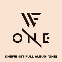 ONEWE | 원위 | 1st Album : ONE