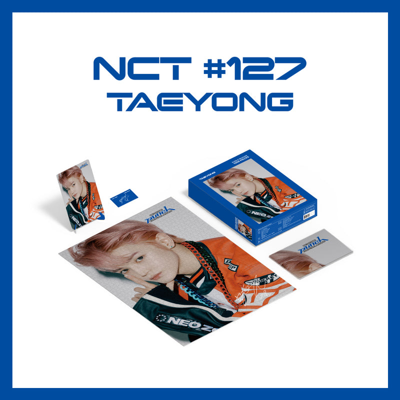 NCT 127 | 엔시티 127 | NEOZONE THE FINAL ROUND PUZZLE PACKAGE