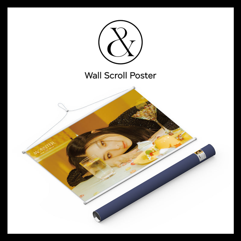 IRENE & SEULGI | 아이린&슬기 (레드벨벳) | Wall Scroll Poster (Middle Note ver.)