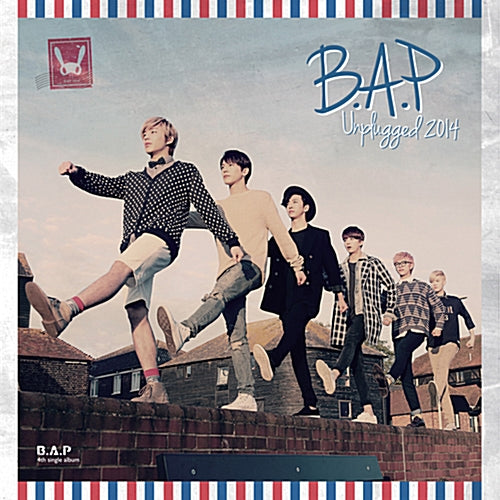 B.A.P | 비에이피 | 4th Single Album [Unplugged 2014]