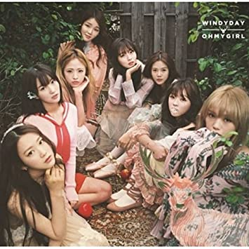 OH MY GIRL | 오마이걸 | 3rd Mini Album Repackage [WINDY DAY]